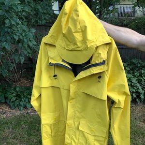 Men's LL Bean Rain Coat